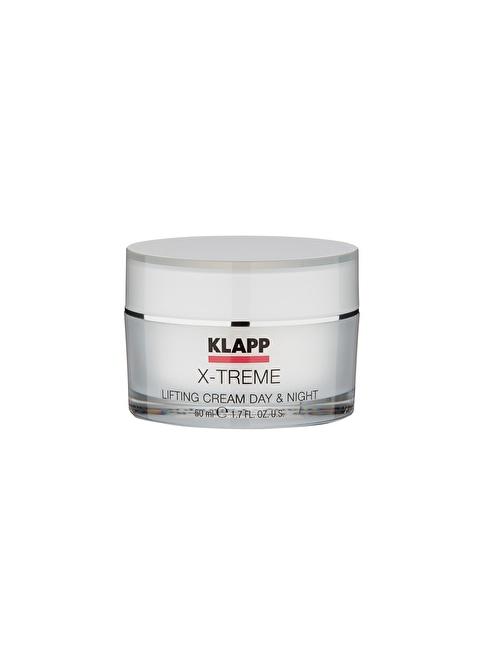 Klapp X-treme Lifting Cream Day&Night 50 Ml Renksiz